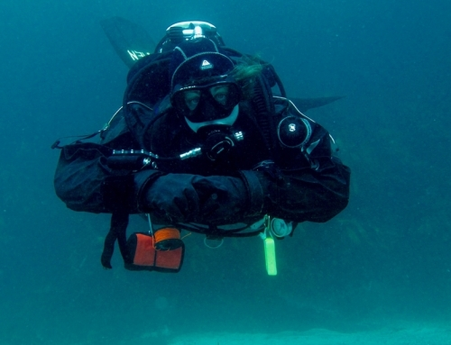 PADI Deep Dive Specialty – Djúpköfun