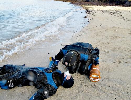 PADI Rescue Diver – Björgunarköfun