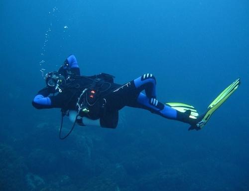PADI Advanced Open Water – Framhaldsnámskeið